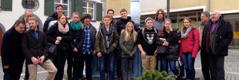 BNTY Sr - Germany trip 2-2014