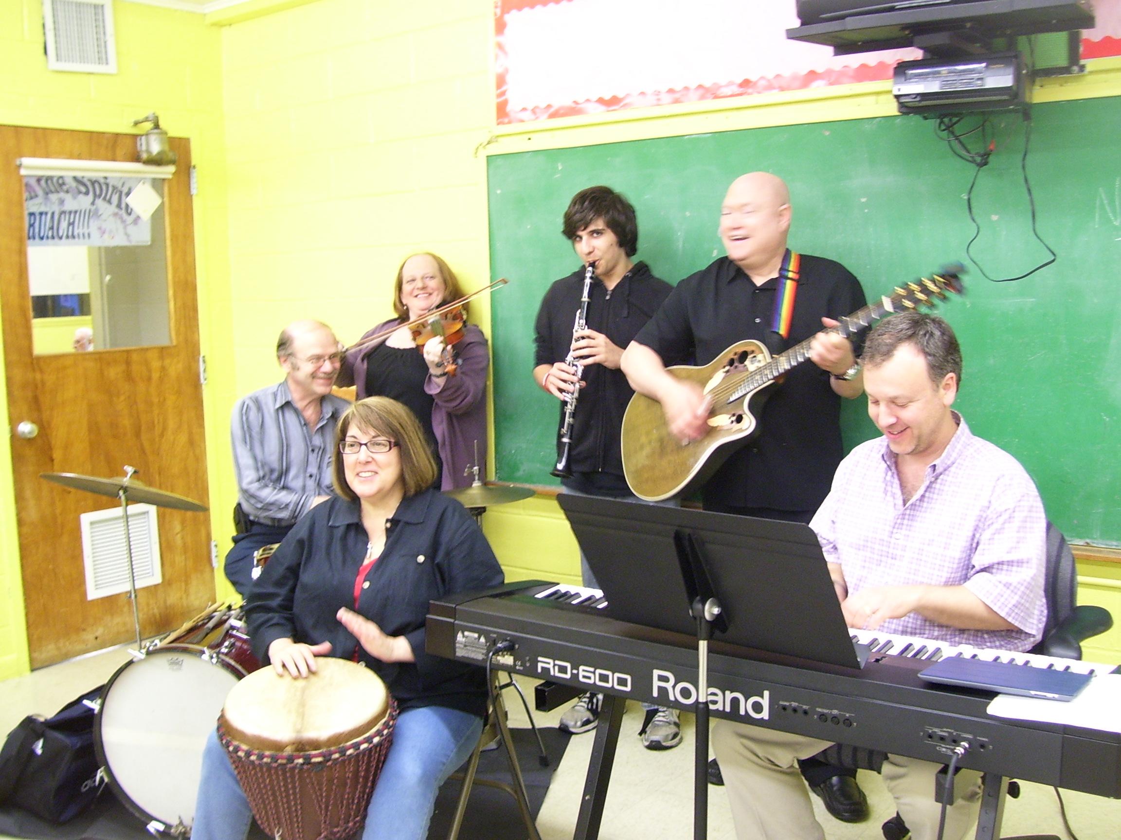 TBT Ensemble w Gail II