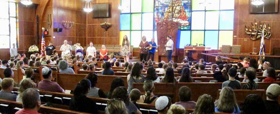 opening day religious school