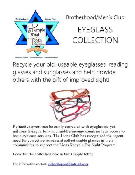 Brotherhood Eyeglass Collection 2019-20