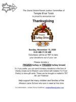 turkey drive scroll flyer 2020 revised 2 - Rona Wasserman_1