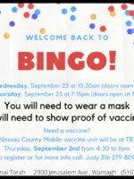 Bingo 9-22,23-2021