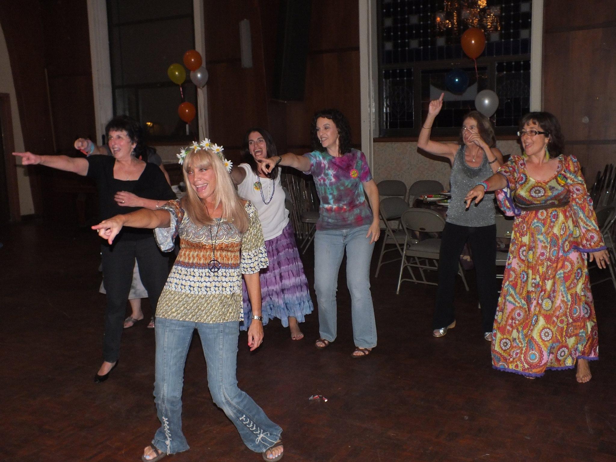 dancing 2013